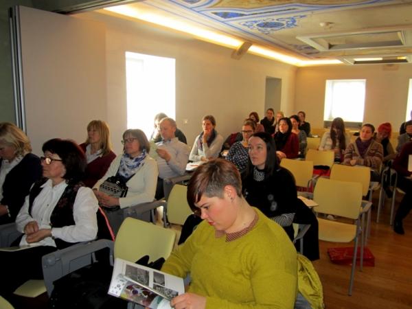 Udeleženci (foto: Darja Kranjc)
