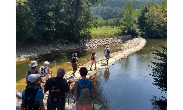 Prečenje Reke (foto: Špela Prunk)